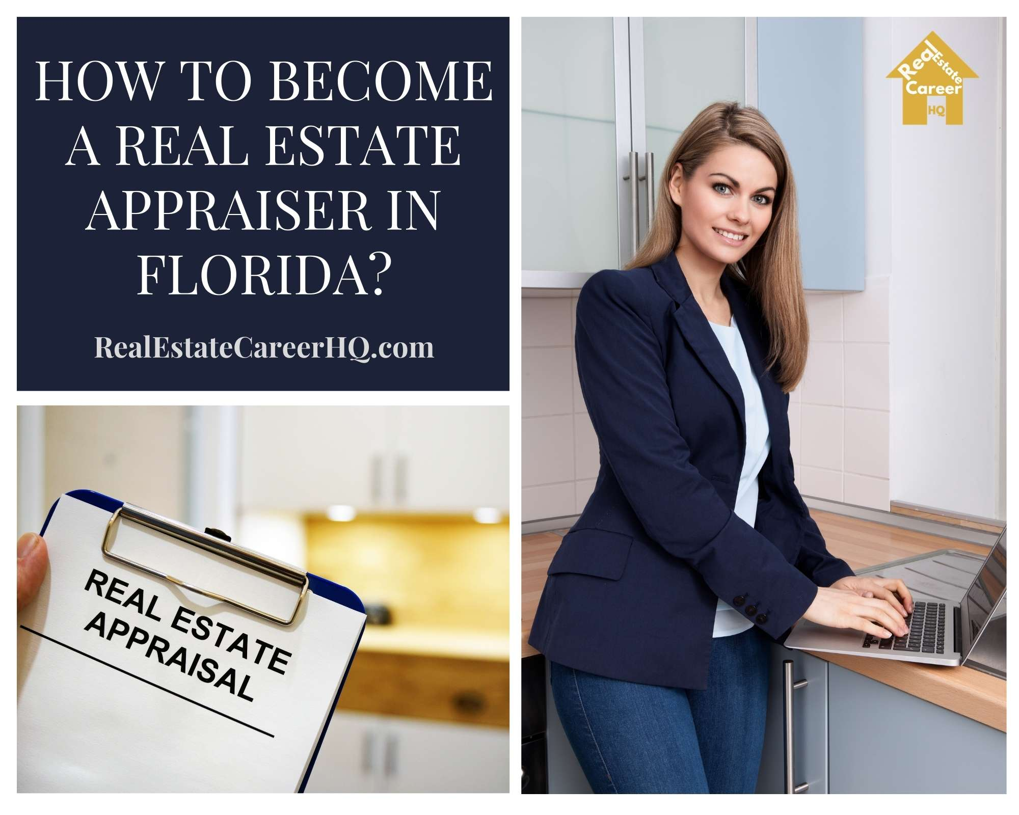 How to Become a Real Estate Appraiser in Florida?