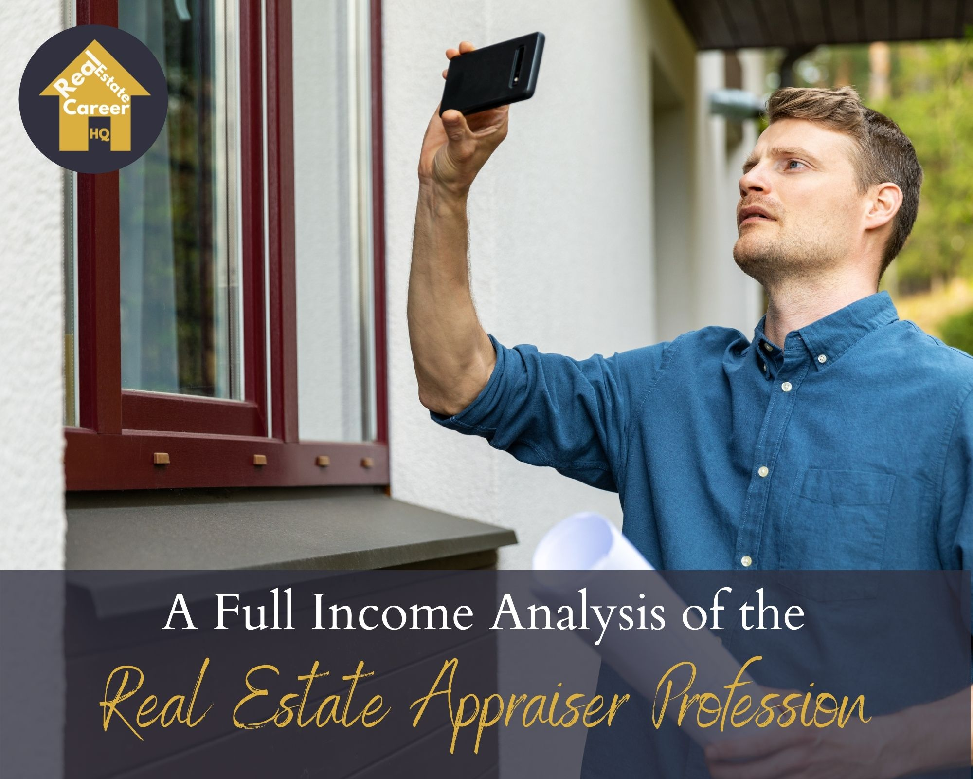 How much do real estate appraisers make? (Feature image)