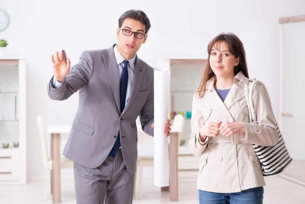 Real Estate Appraiser Inspection