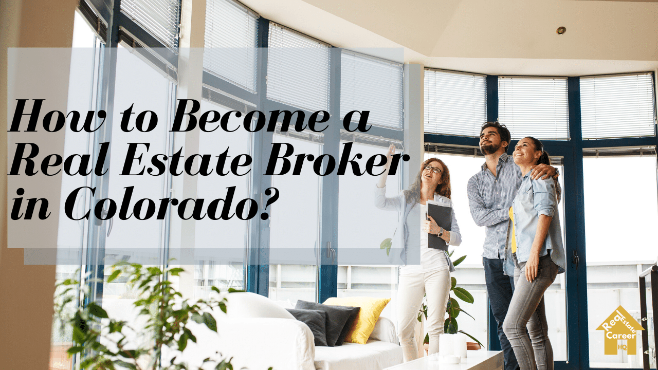 Real Estate Broker Colorado