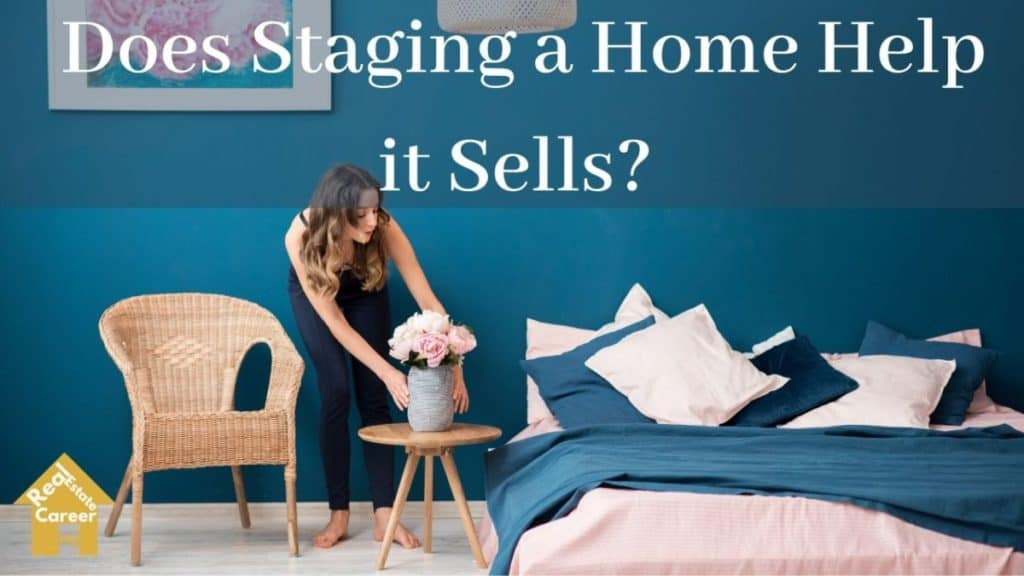 Does Staging a Home Help it Sells