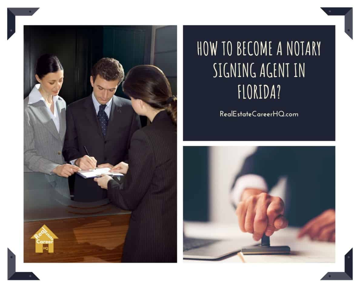 How to Become a Notary Loan Signing Agent in Florida ...