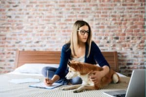 Can a notary work from home
