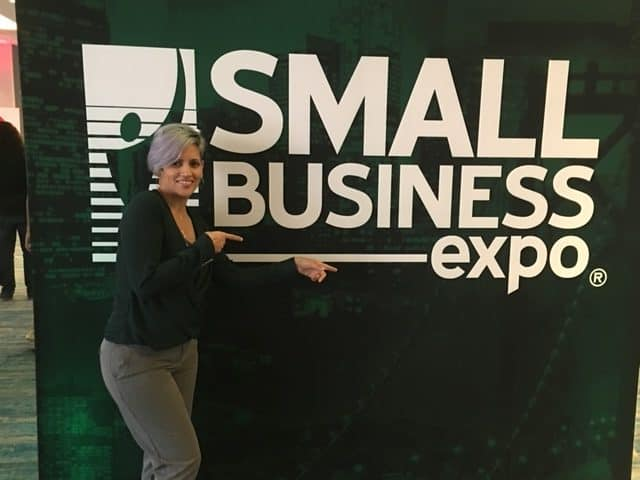 Stephanie Espinal- Notary Signing Agent at Small Business Expo