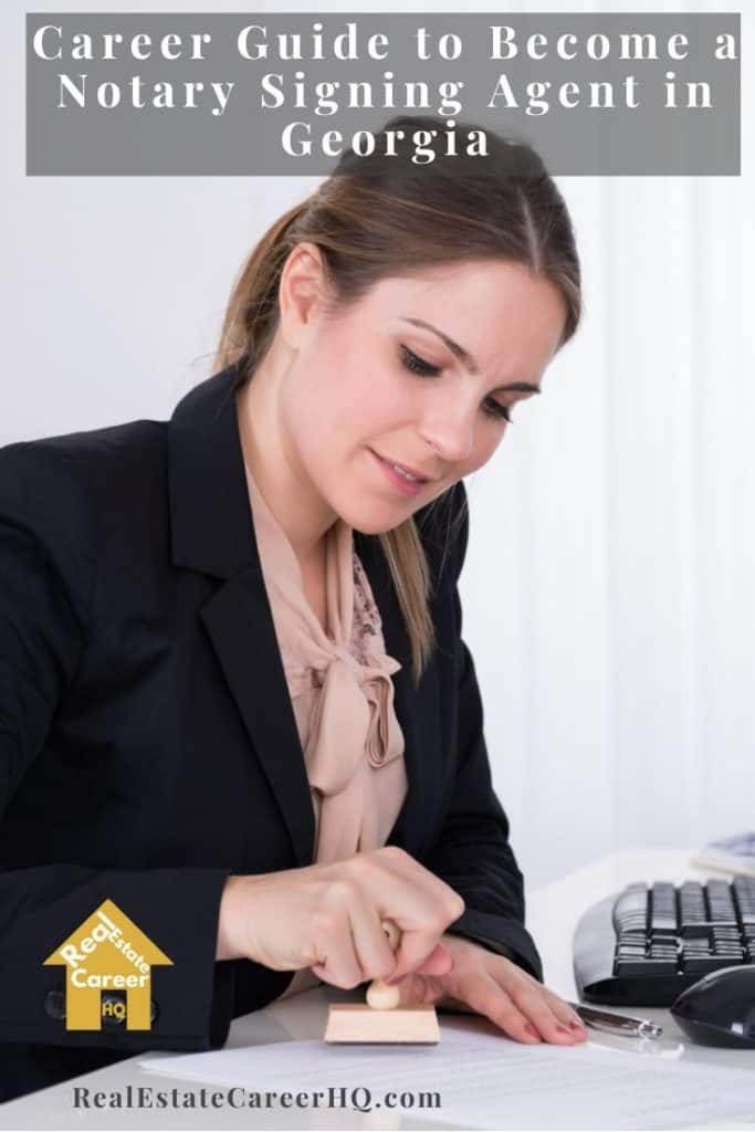 6 Steps to Become a Notary Signing Agent in Georgia