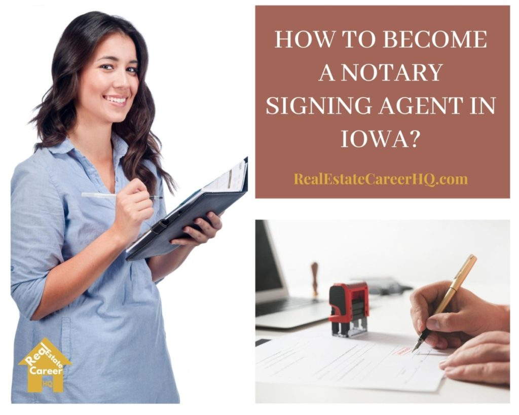 How to become a notary in Iowa?