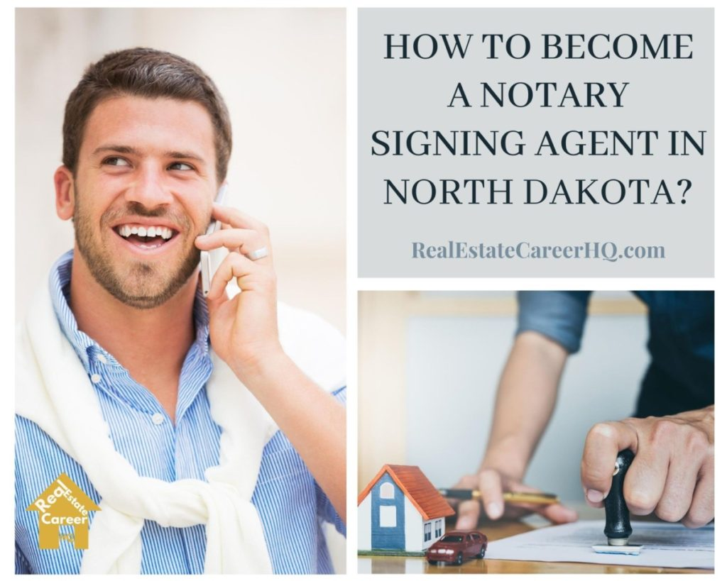 Steps to Become a Notary in North Dakota