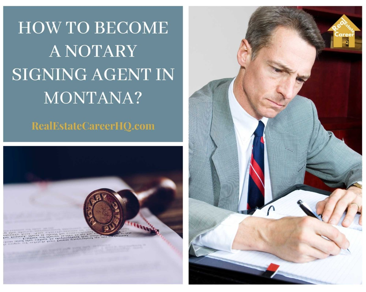 How to Become a Notary in Montana? (course| exam| income)