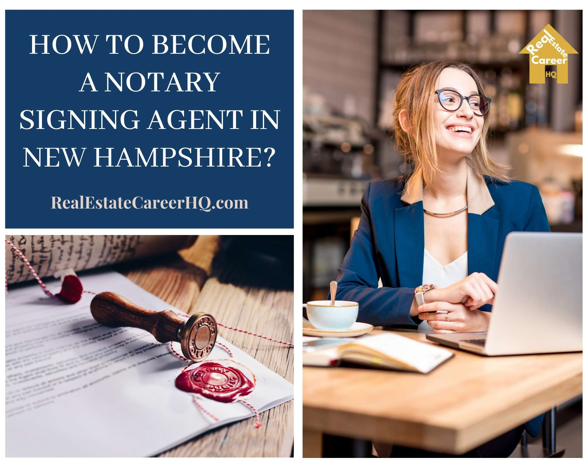 How to Become a Notary Signing Agent in New Hampshire