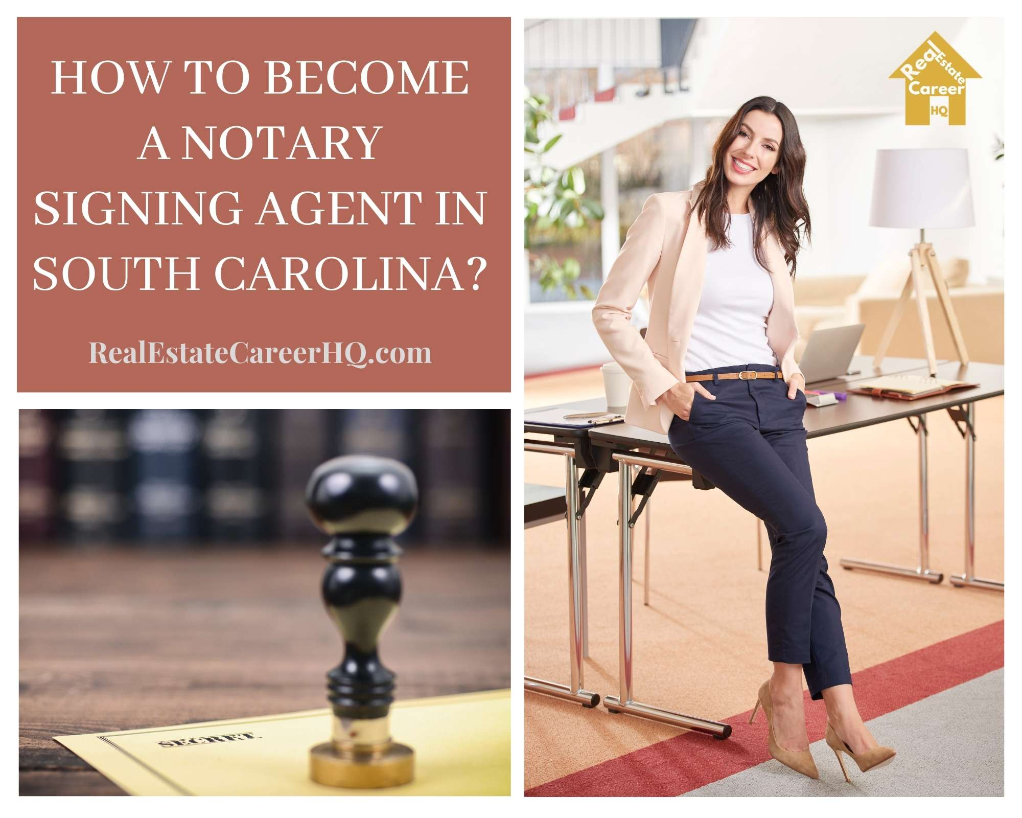 How to Become a Notary Signing Agent in South Carolina