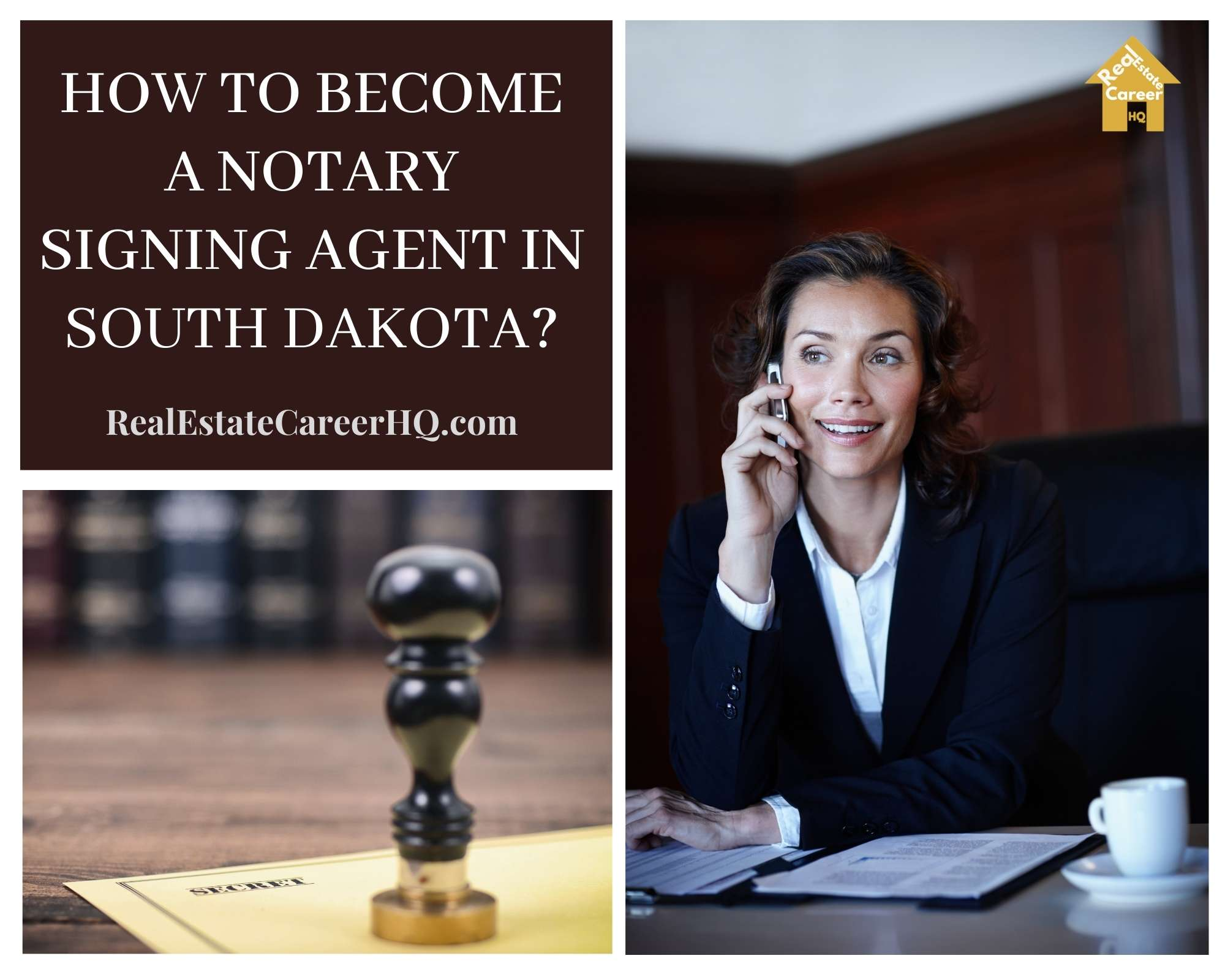 How to Become a Notary Signing Agent in South Dakota