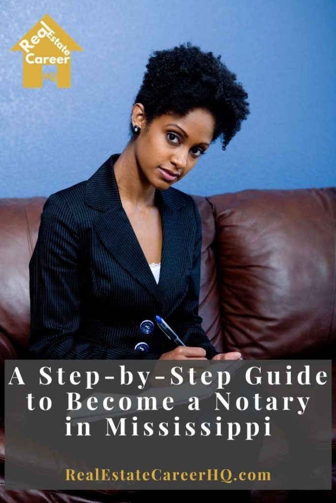 9 Steps to Become a Notary in Mississippi