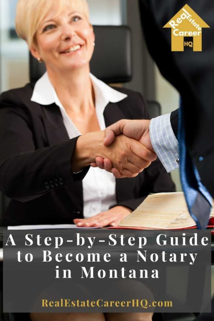 10 Steps to Become a Notary in Montana