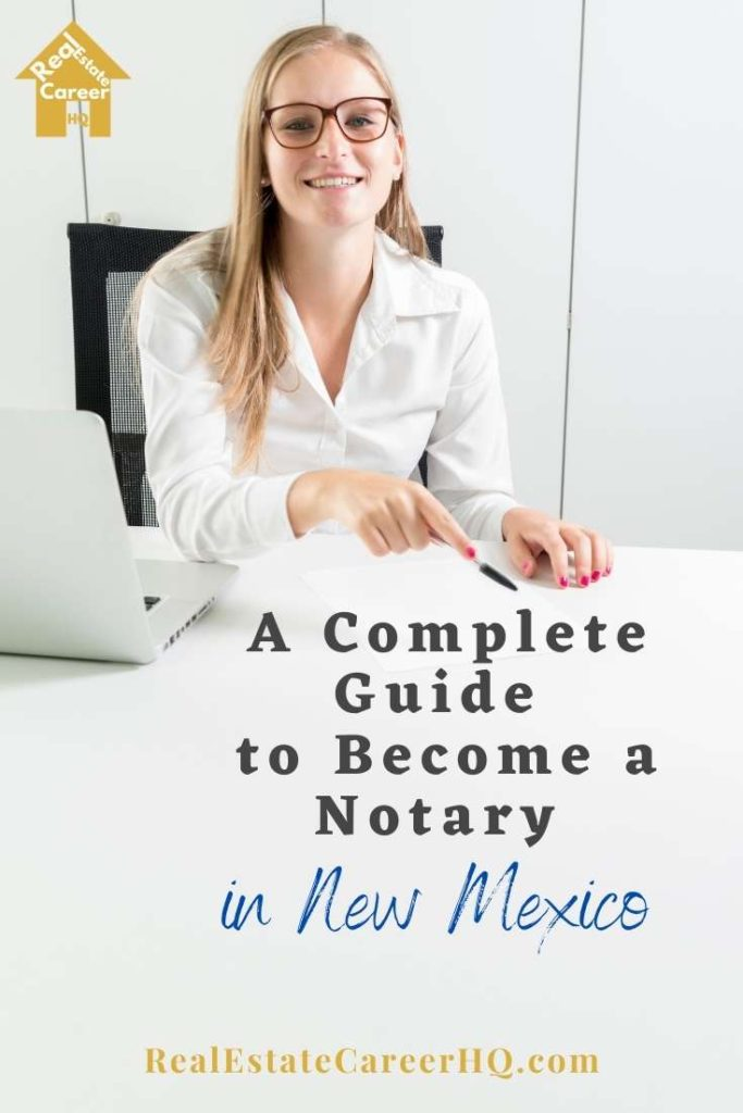 8 Steps to Become a Notary in New Mexico