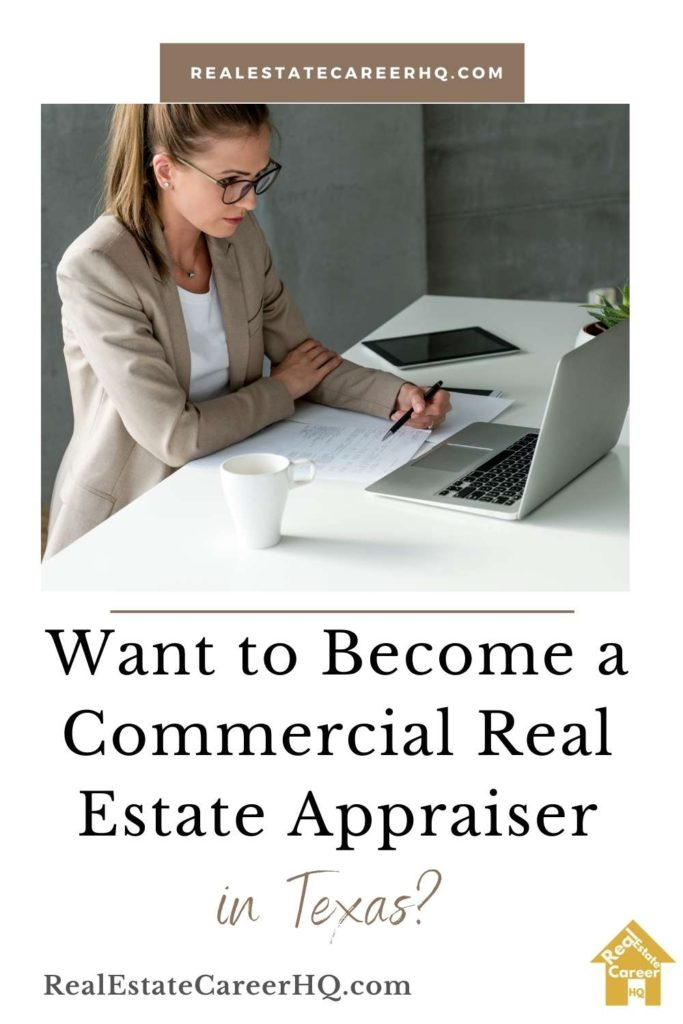 How to Become a Certified General Appraiser in Texas?