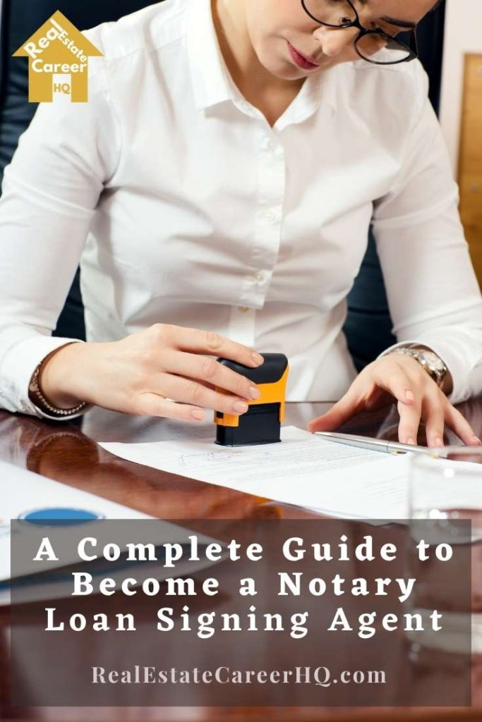11 Steps to Become a Notary Loan Signing Agent