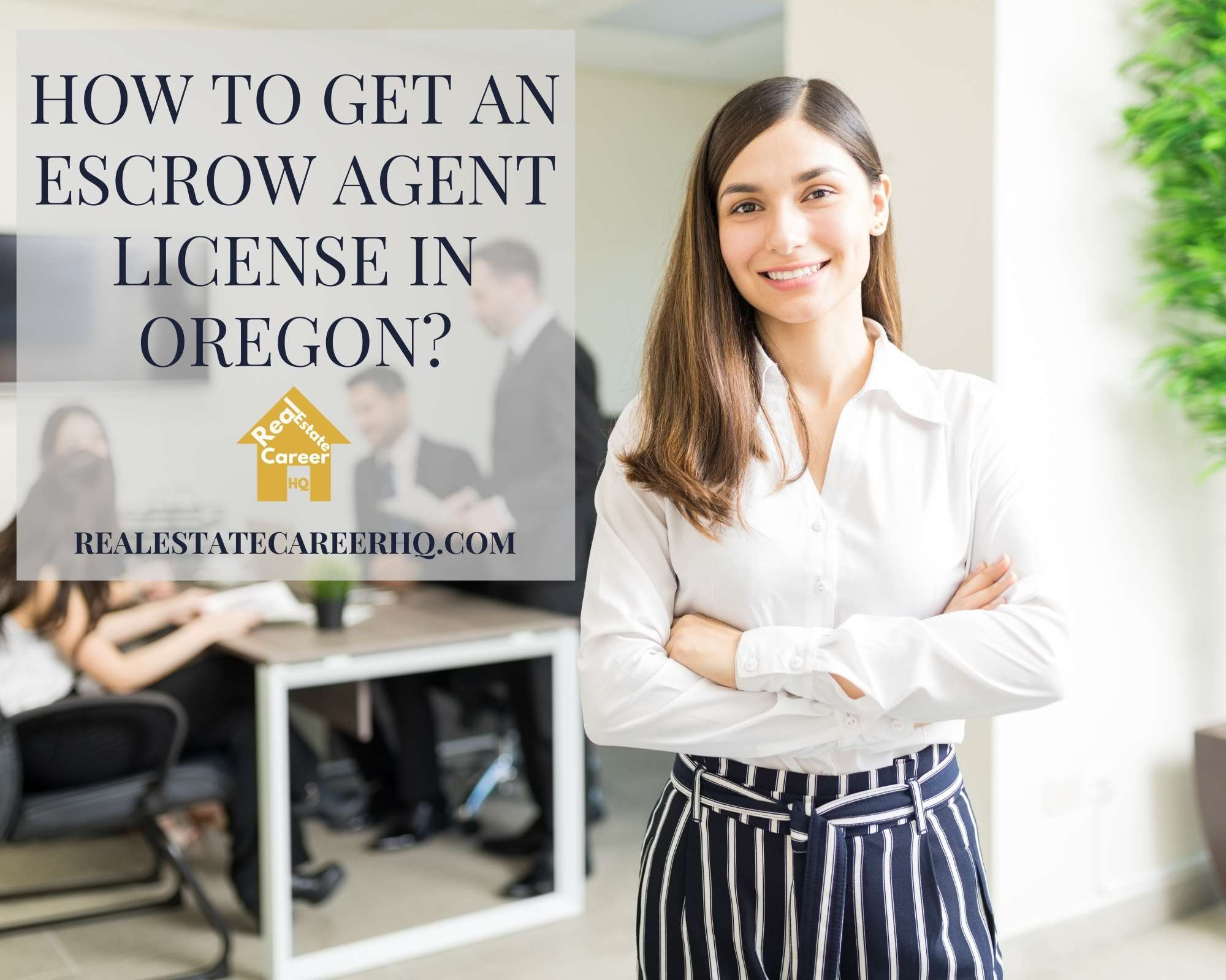 How to become an escrow officer in Oregon?