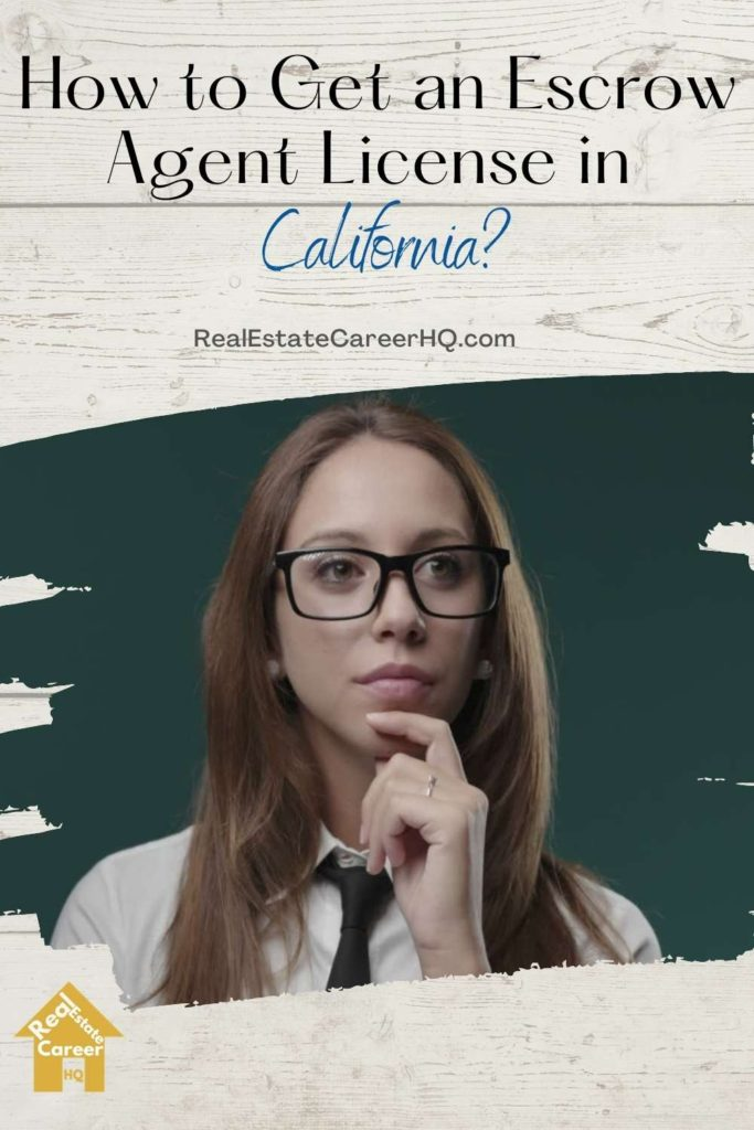 Steps to Become an Escrow Officer in California