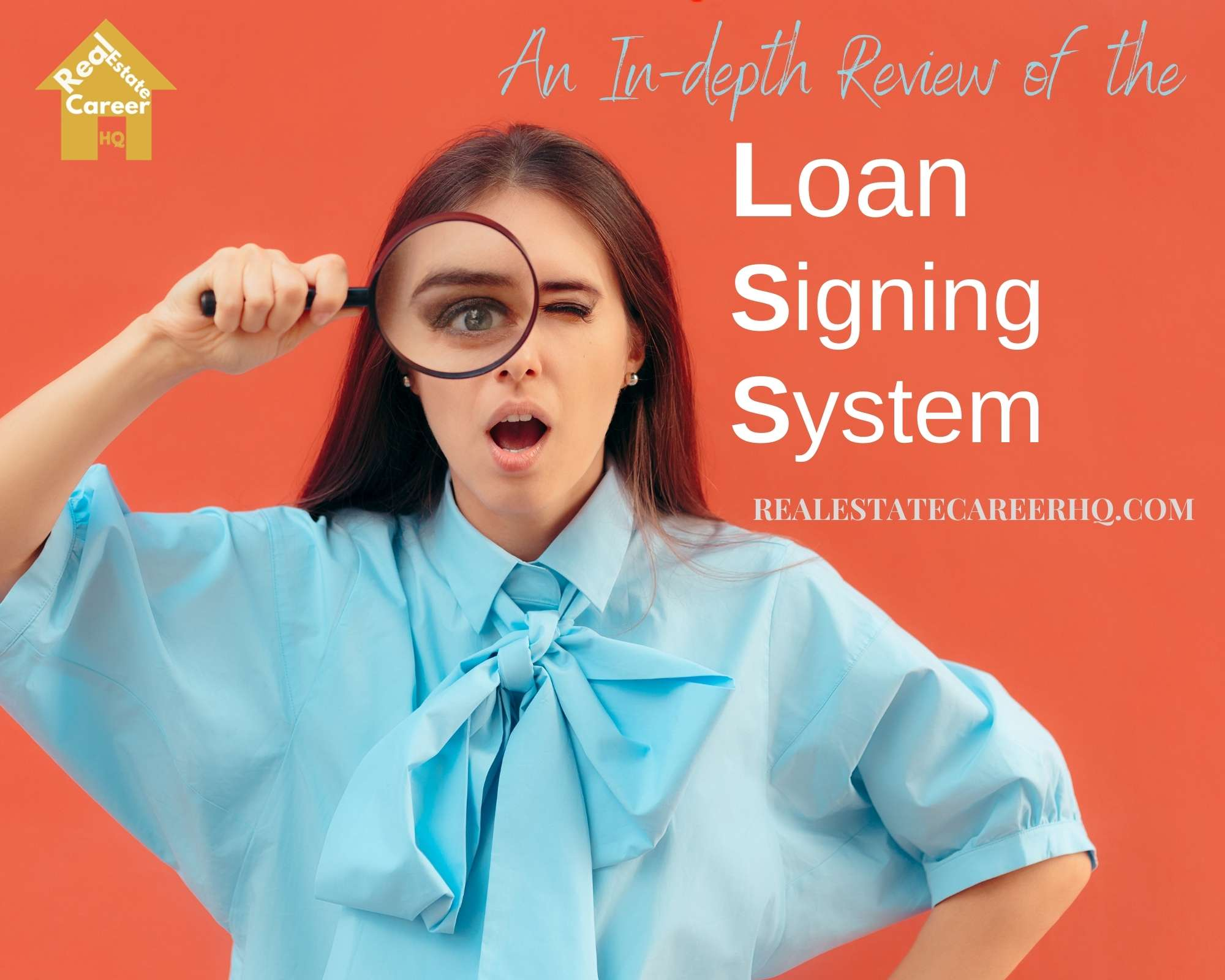 Review of Loan Signing System