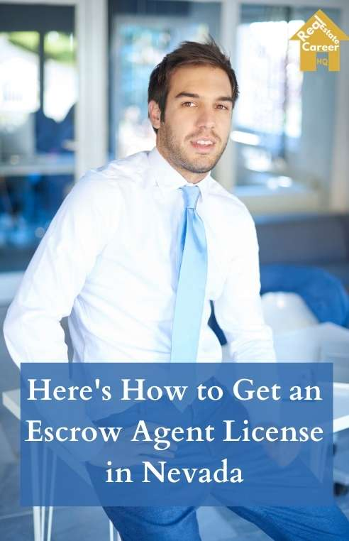 Steps to Become an Escrow Officer in Nevada