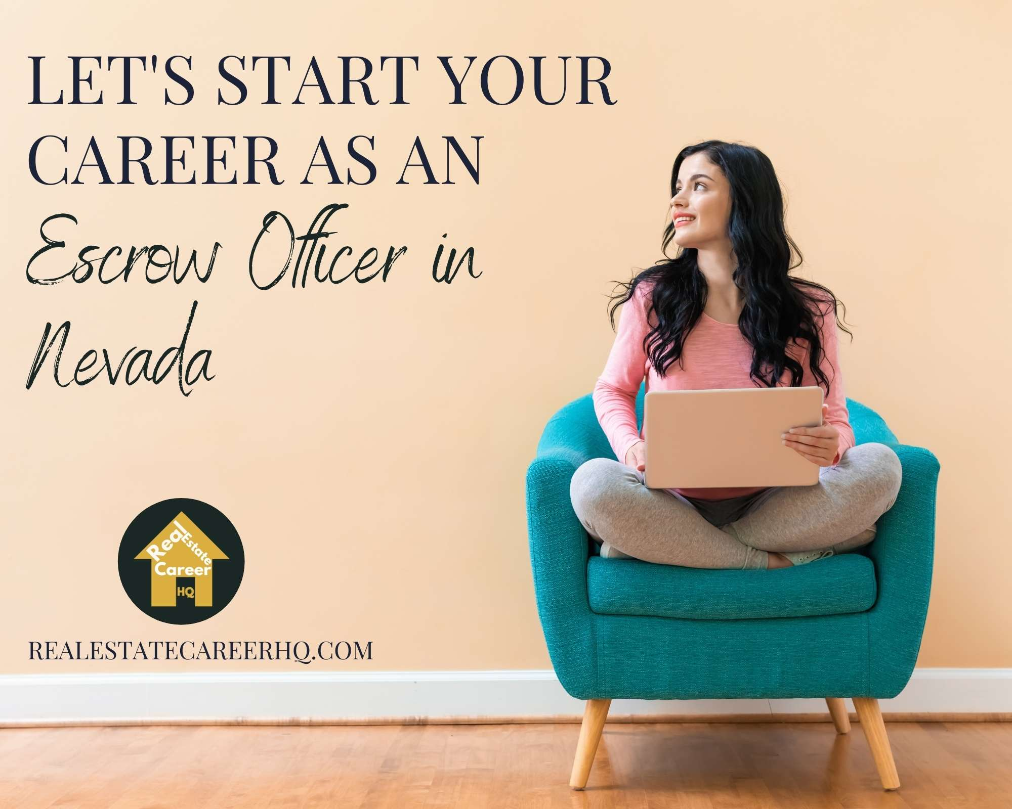 How to become an escrow officer in Nevada