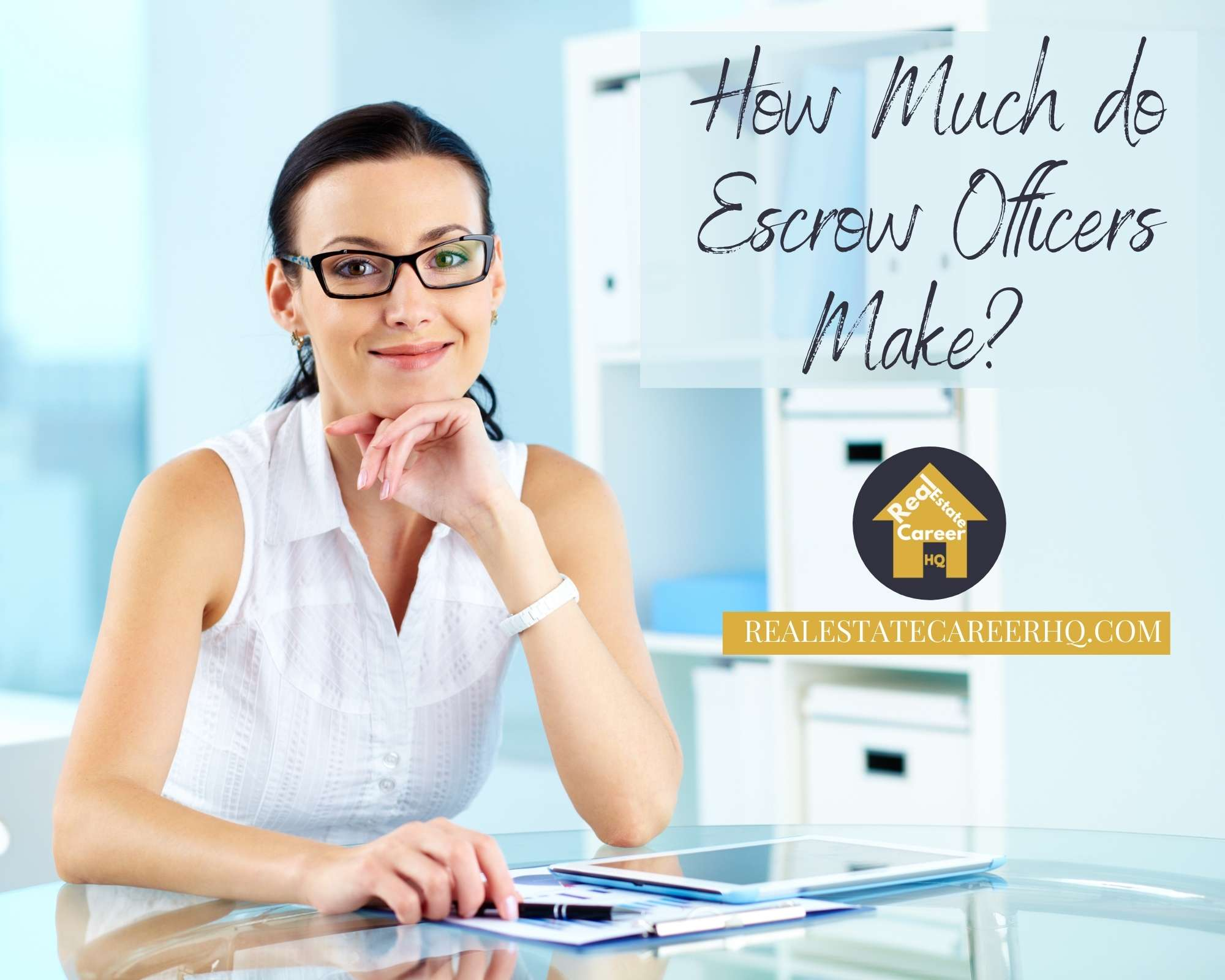 How much do escrow officers make