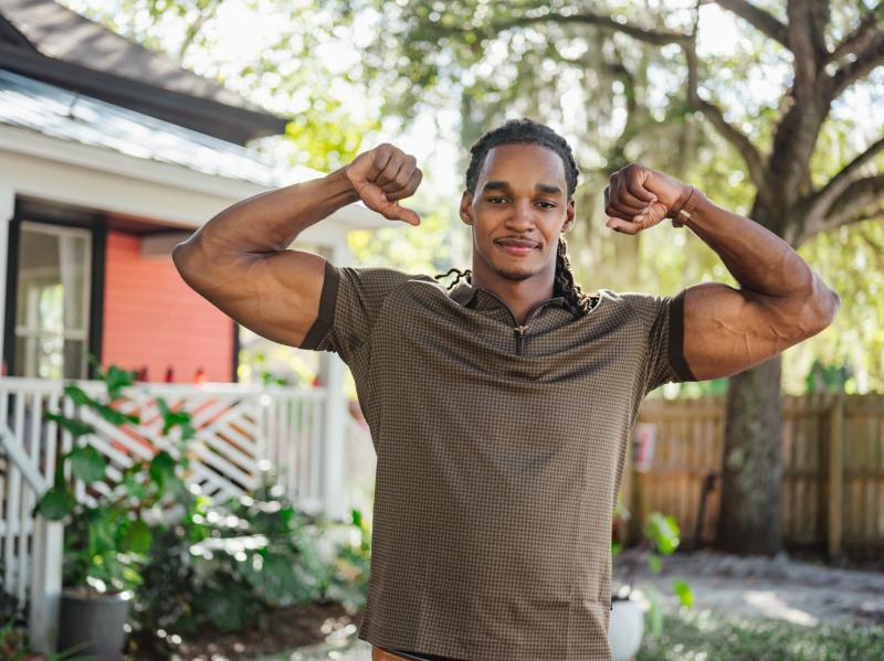 Calvin Darville (from a football player to a Notary Signing Agent)