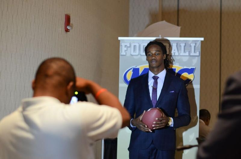 Calvin Darville had a dream to be a football player before becoming Notary Signing Agent