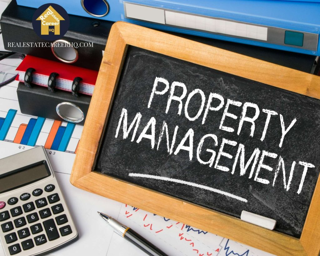 Can you become a property manager with a felony in California?