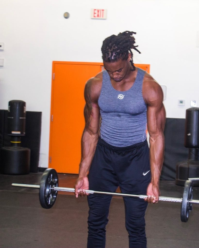 Calvin Darville Notary Loan Signing Agent Weight Lifting to Reduce Business Stress