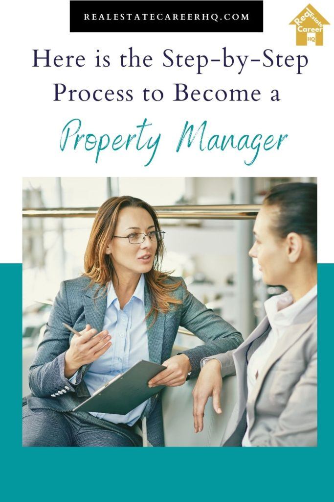 8 Steps to Become a Property Manager
