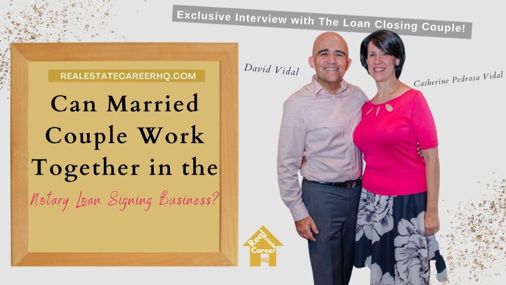 The Loan Closing Couple Interview