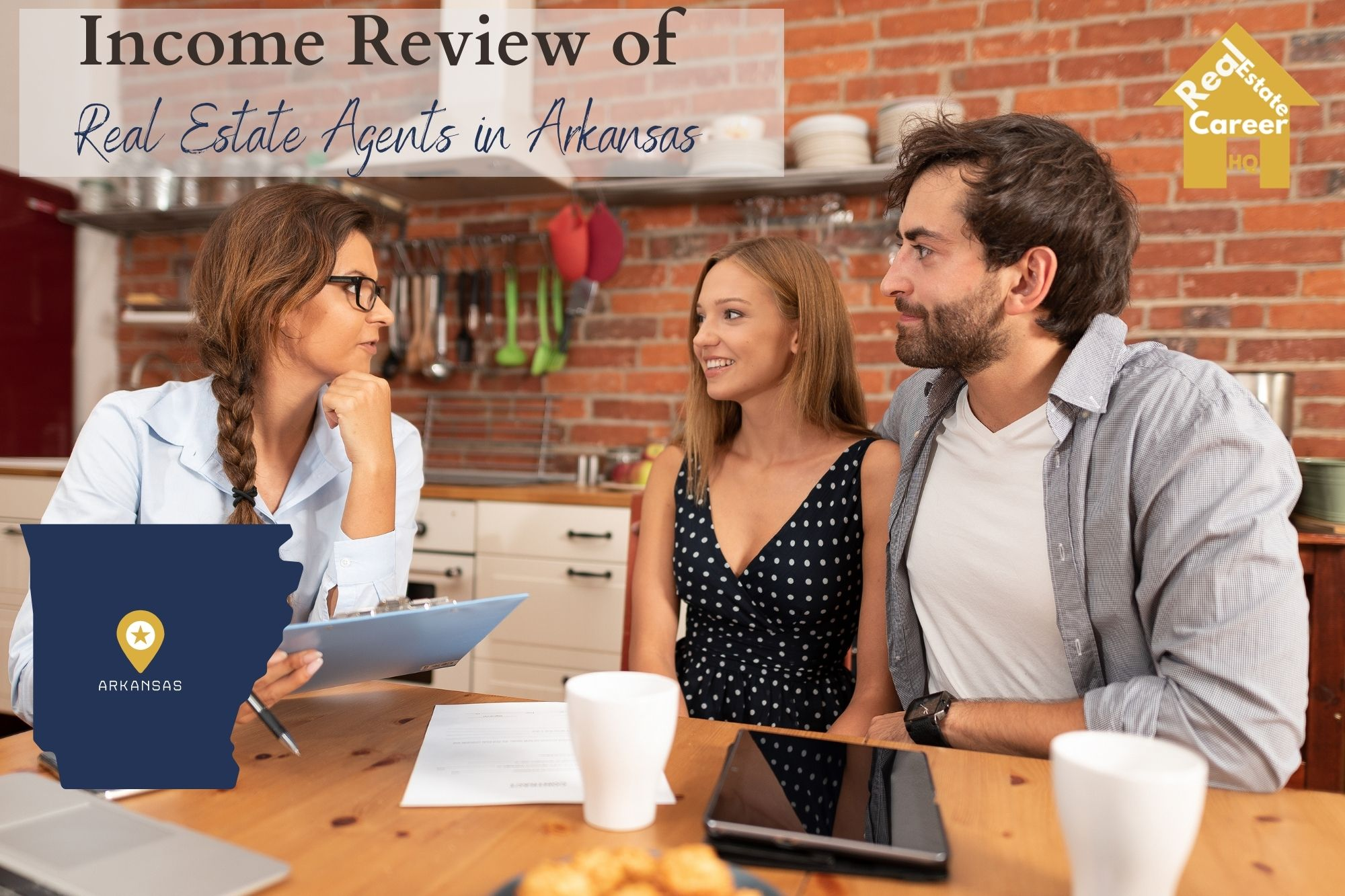 Arkansas Real Estate Agent Income Review