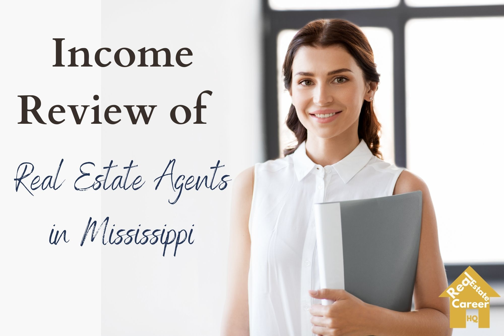 Mississippi Real Estate Agents Income